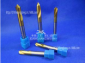 供应镀钛加长定心钻100mm-200mm*90度含钴定点钻
